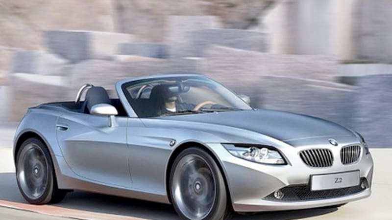 BMW may build hybrid Z2 compact roadster - Autoblog