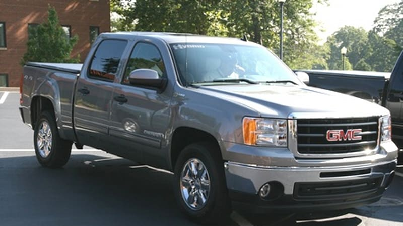 2009 Gmc Sierra Hybrid Gets Priced At 39 365