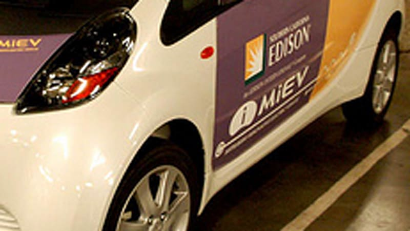 Right On Schedule Southern California Edison Sce And Pacific Gas Electric Pg E Have Received All Mitsubishi I Mievs To Begin Their