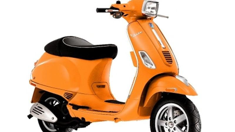 2009 Vespa S 50 gets a new more powerful 50cc engine | Autoblog
