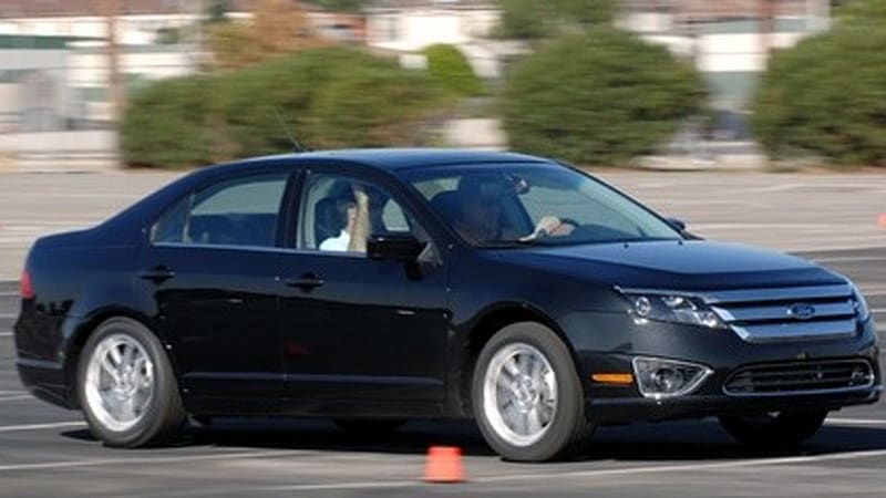 2010 Ford Fusion 4 Cylinder Gets Official Epa Numbers 23 34 Mpg Autoblog