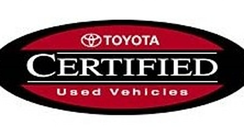 Toyota Launches Certified Used Hybrid Program