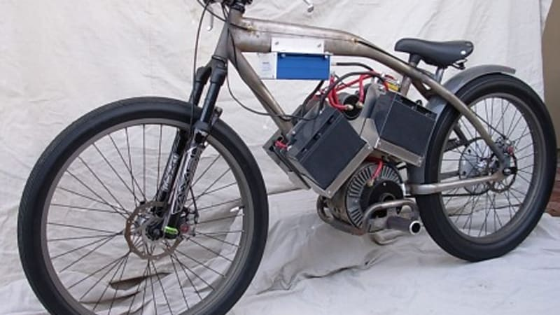 Instructable Of The Day 48 Volt Electric Bicycle Autoblog