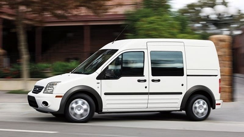 Ford Confirms Transit Connect Ev With Smith Electric For 2010