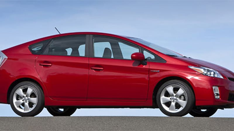 Toyota Corrects Prius Mpg Rating To 51 City/48 Highway/50 Combined    Autoblog