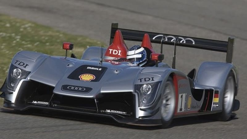 Audi releases more details on the R15 TDI   Autoblog
