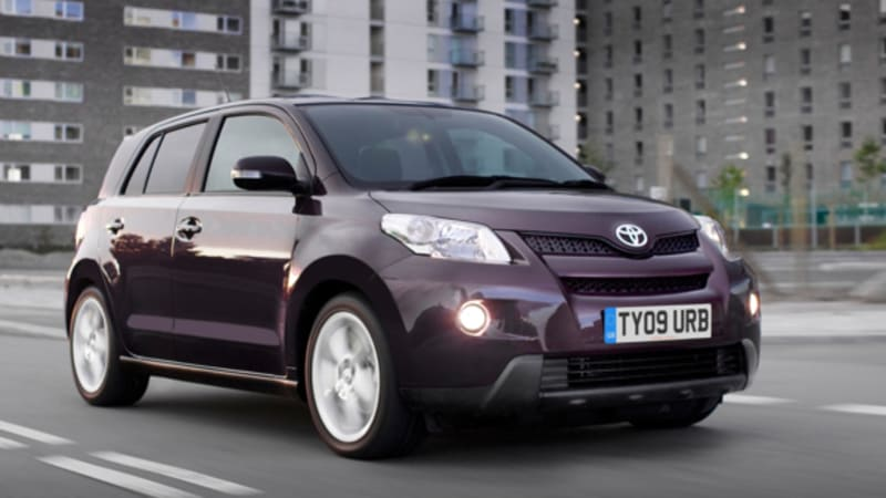toyota s urban cruiser in diesel or petrol flavor coming to uk in rh autoblog com Toyota Ute Toyota Hilux