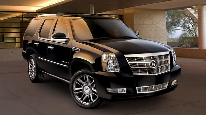 Cadillac Blends Top 2 Escalades For One Really Expensive Hybrid