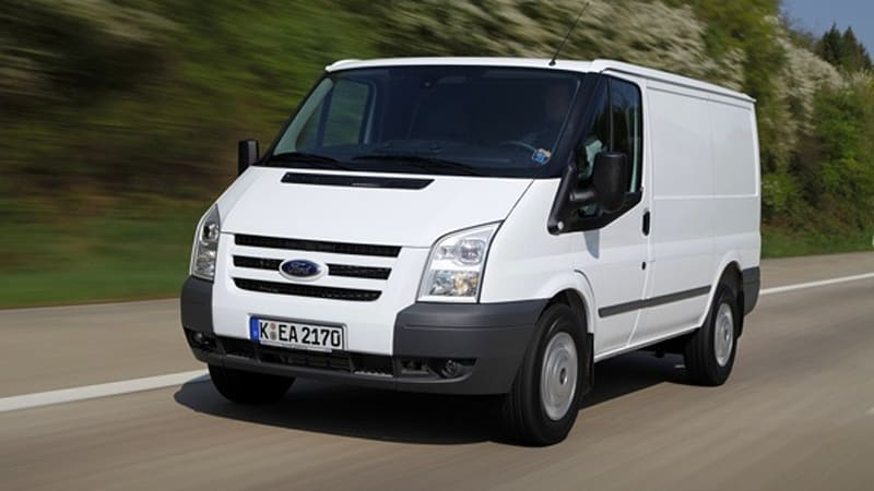 New Ford Transit Econetic Rated At   Mpg U S And  G Km Co Autoblog