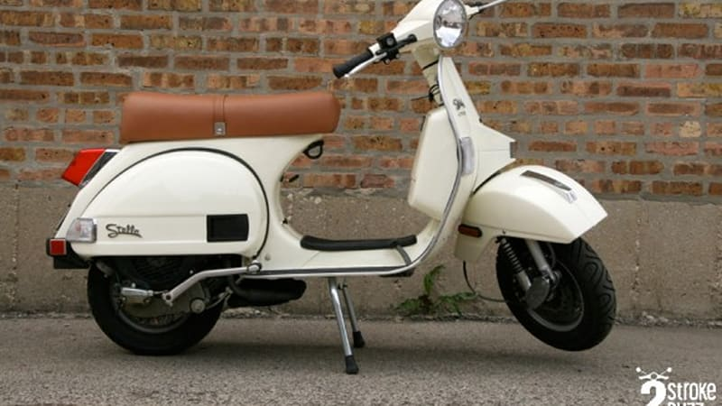 Genuine Scooters to introduce 4-stroke Stella scooter | Autoblog