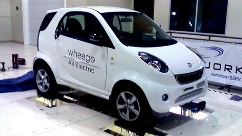 Ruff And Tuff Electric Vehicles Inc Rtev Has Spun Off Its Wheego Cars Division S First Car The Low Sd Whip Pictured
