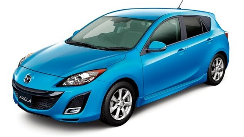 New Mazda Axela (Mazda3) with start/stop now on sale in Japan - Autoblog