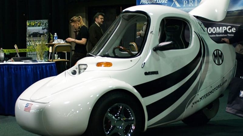 Myers Motors Gets 250 000 Investment For Nmg2 The Secretive Two Seat Electric Car