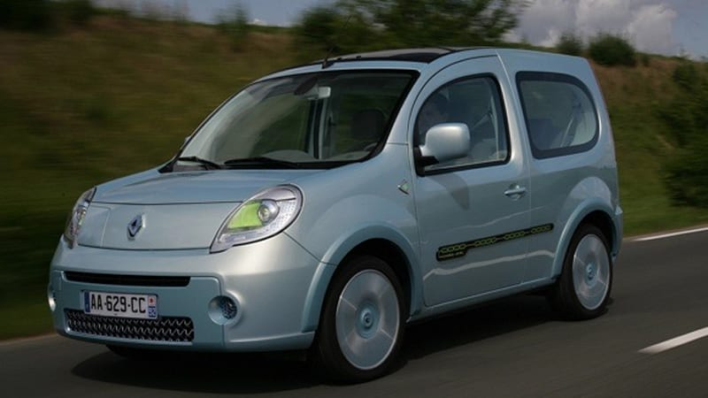 Renault To Offer Test Drives In Be Bop Ze Electric Vehicle Autoblog
