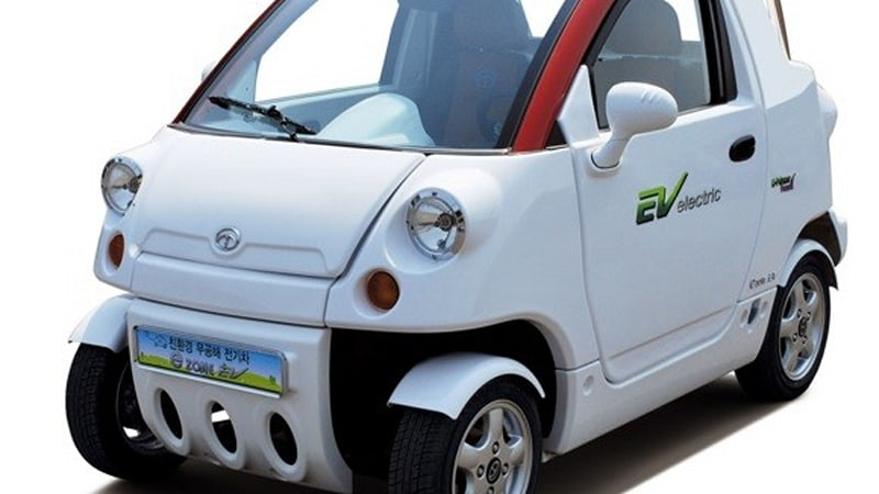 South Korean Based Ct T Makers Of Quirky Little Electric Cars Like The One Pictured Above Has Chosen Beautiful Island State Hawaii As New