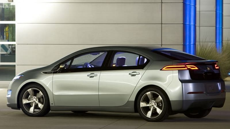 Report 2017 Chevy Volt To Qualify For California S 5 000 Rebate