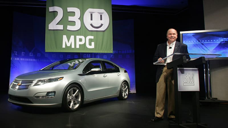 Eight Months Ago General Motors Made A Huge Deal About How The Chevrolet Volt Will Get 230 Miles Per Gallon Of Course Company Admitted That This