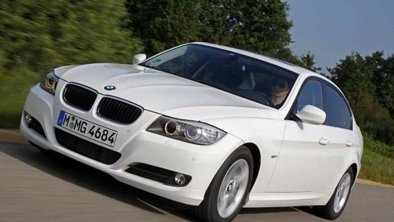 Frankfurt Preview: 2010 BMW 320d Efficient Dynamics Edition, 57.4 ...