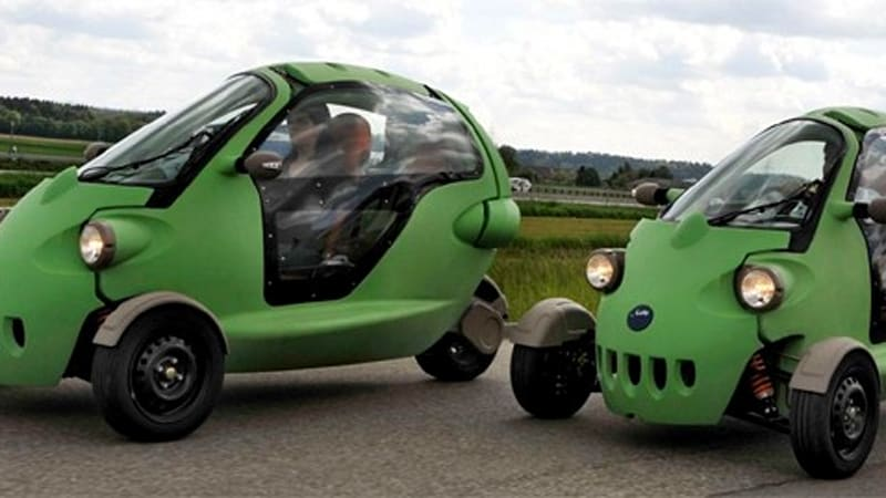 If You Would Like Your Electric Car To Have A Look Reminiscent Of Large Angry Locust Live In Europe And Don T Need Exceed 90 Km H 55 Mph