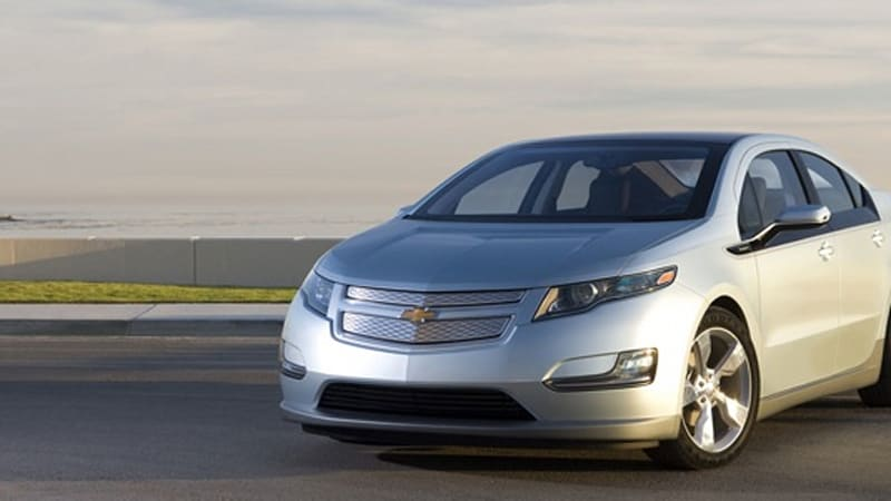 Is The Chevy Volt Coming In October News Cryptic