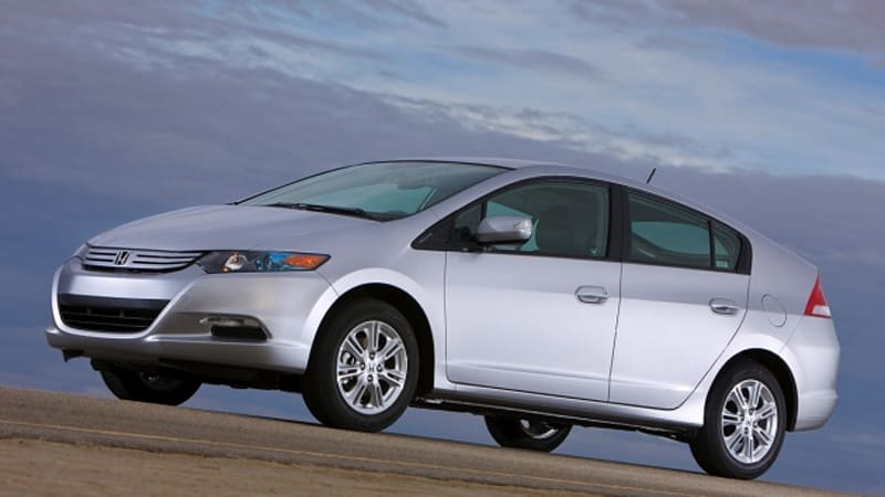 Consumer Reports Tests Fuel Efficiency Vs Speed Honda Insight Biggest Loser
