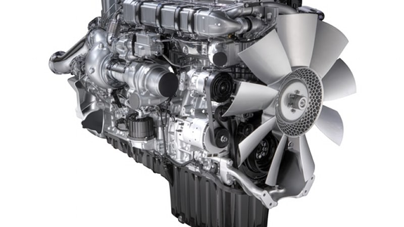 Detroit Diesel To Introduce Scr Equipped Engines In 2010 After 25