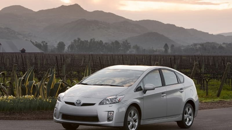 Rumormill Toyota To Launch Prius Coupe Mpv