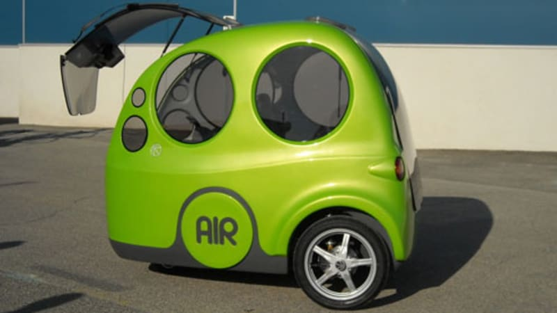 Study Air Cars Not Worth It Autoblog