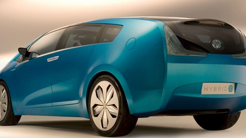 Report Toyota Prius Wagon Suv In The Works Autoblog