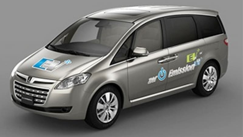 Taiwan S First Automobile Brand Luxgen Is Calling Its New Ev The World Electric 7 Penger Mpv While Tesla Model Supposed To
