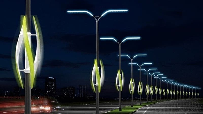 TAK Studio thinks up turbine-powered street lights, again ...