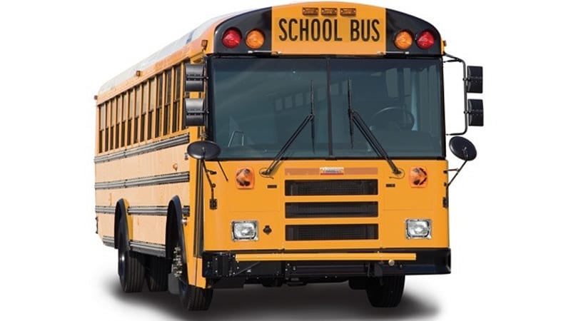 Thomas Built Buses >> Thomas Built Gets Order For 288 Scr Equipped School Buses Autoblog