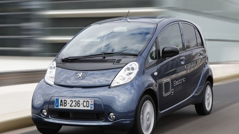 Mitsubishi and PSA finalize deal for 100,000 electric vehicles ...