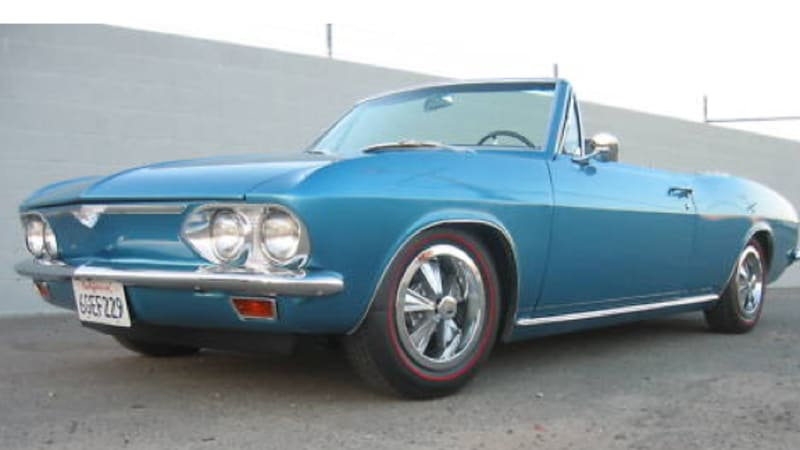 Ebay Find Of The Day All Electric 1966 Chevrolet Corvair Corsa