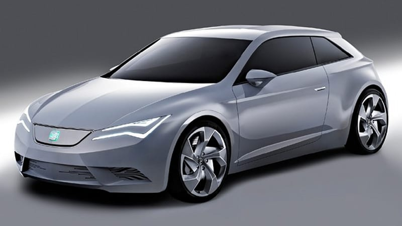 Report Seat To Produce Ibe Electric Coupe Autoblog