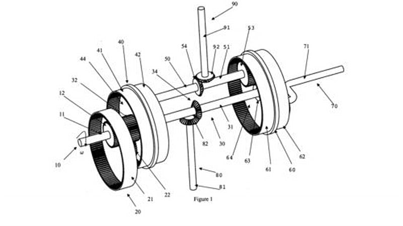 Continuously Variable Transmission : Australian develops new continuously variable transmission