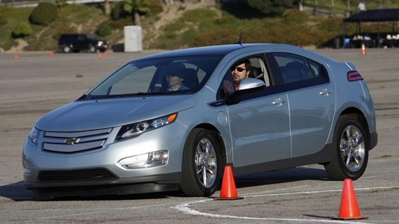 Gm S Larry Nitz Provides Another Volt Update Testing Mountain Mode