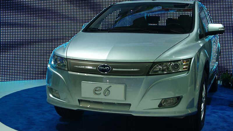 BYD・e6