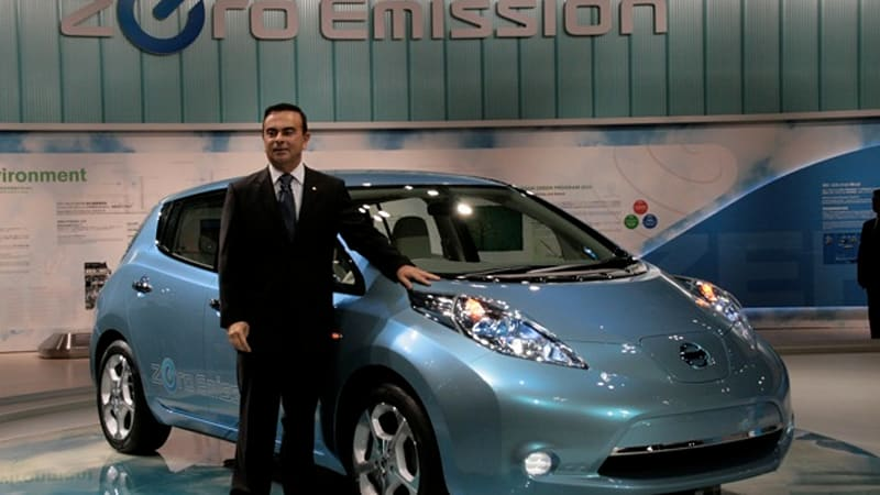 If You Aren T Already On The List To Purchase A 2017 Nissan Leaf Re Officially Out Of Luck During Sch Detroit Economic Club Today