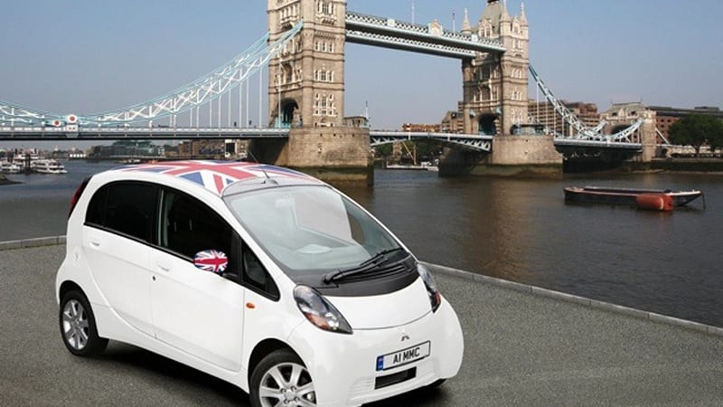 London Council Offers City S First Free Charger For Commercial Electric Vehicles