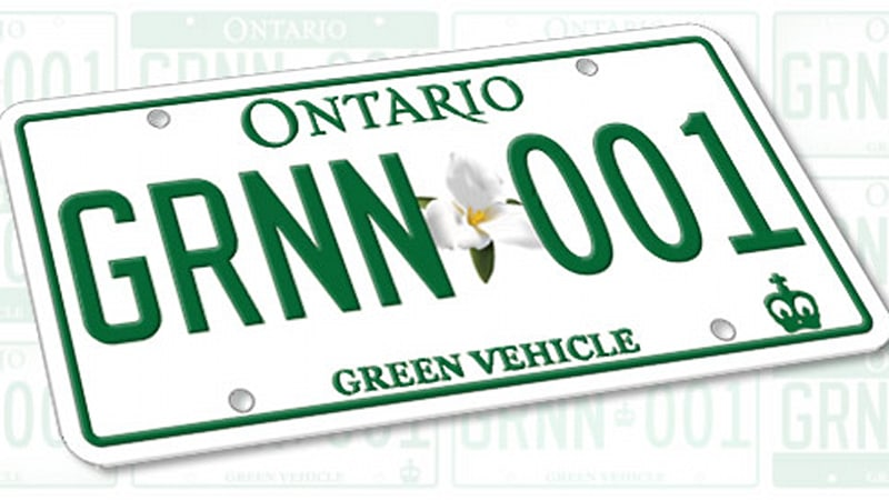 Ontario Launches Plug In Vehicle Rebate Program First 10 000 Licants Get Up To 8 500 Back
