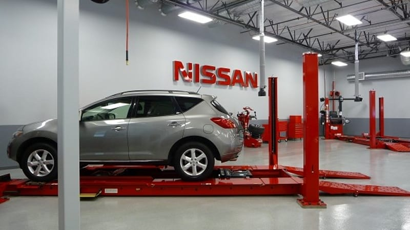 Nissan Opens First Technical Training Center Geared To Electric Vehicles