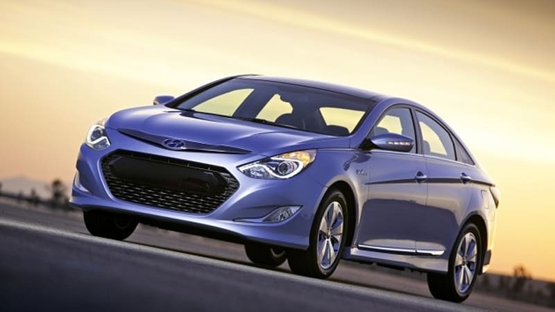 Act Fast To Get A Sonata Hybrid For Less Than Prius Limited Time Offer