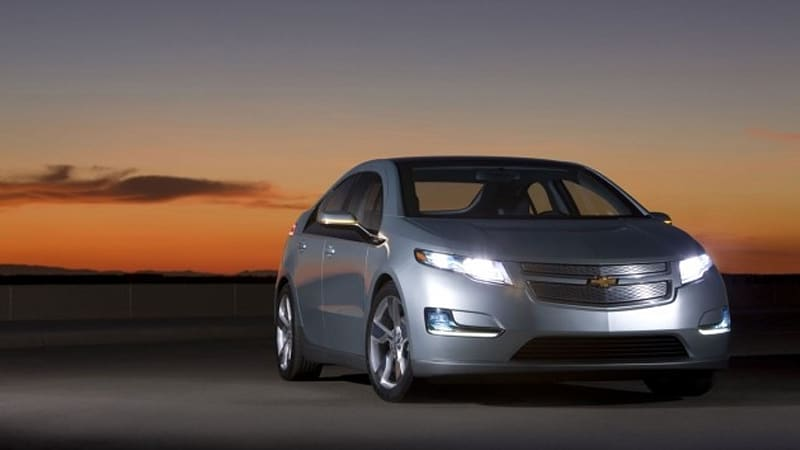 Report Volt Gas Tank Holds 9 Gallons Total Range Could Be Nearly 500 Miles