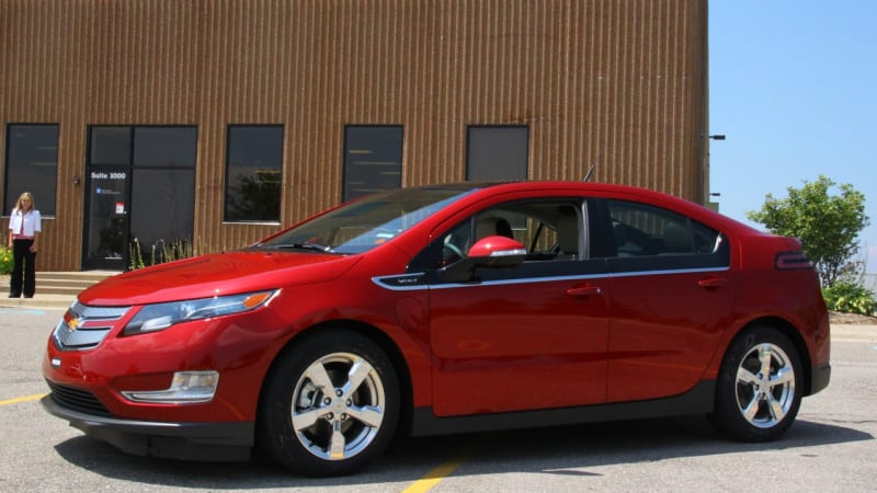 Report Volt S Gas Tank Is 9 3 Gallons Lengthy Journeys Return 36 5 Mpg