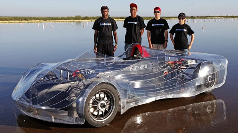 Delasalle School Students Build Super Efficient Electric Car That Gets 307 Mpg