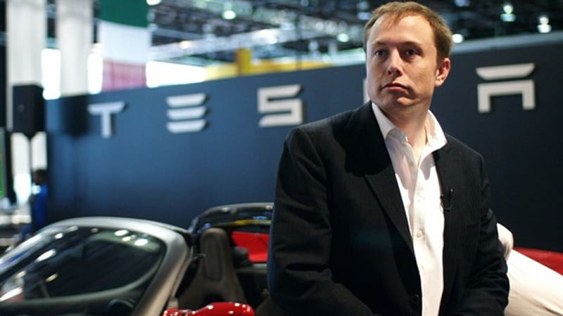 One Stock Yst Says Tesla Will Fail Like Internet Groceries