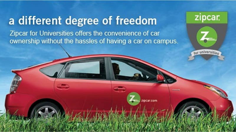 Zipcar To Launch Car Sharing Service For Under 21 Drivers Autoblog