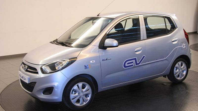 Hyundai Has Unveiled The Blueon Which It Claims Is South Korea S First Full Sd Battery Electric Vehicle Ev Tiny Based On