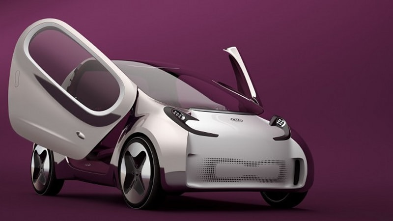 Kia Releases More Pics Of Bubbly Pop Electric City Car Concept Autoblog